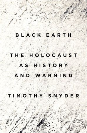 Timothy Snyder Black Earth
