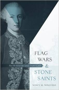 Flag Wars and Stone Saints  book cover